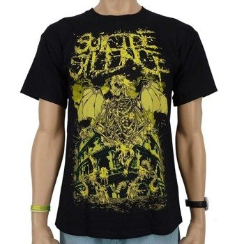 koszulka SUICIDE SILENCE - RUINS