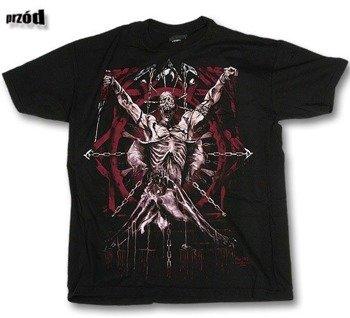 koszulka Skulbone-Splayed (barwiona)