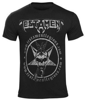 koszulka TESTAMENT - LEGIONS