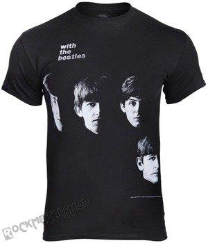 koszulka THE BEATLES - WITH THE BEATLES