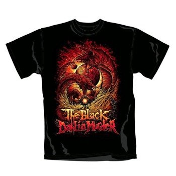 koszulka THE BLACK DAHLIA MURDER - DRAGON