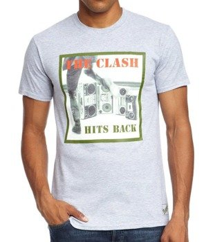 koszulka THE CLASH - HITS BACK