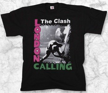 koszulka THE CLASH - LONDON CALLING