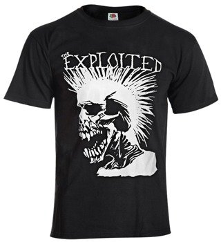 koszulka THE EXPLOITED - PUNK SKULL