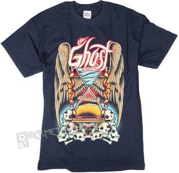 koszulka THE GHOST INSIDE - OUTLIVE granatowa