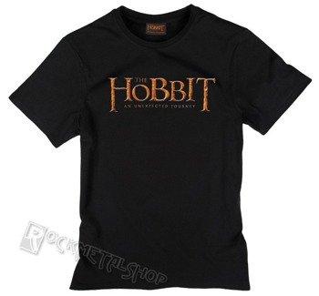 koszulka THE HOBBIT - LOGO czarna