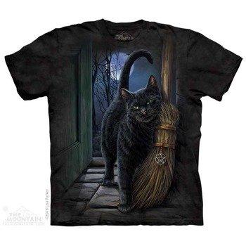 koszulka THE MOUNTAIN - A BRUSH WITH MAGIC, barwiona