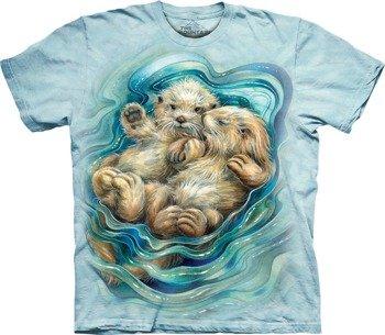 koszulka THE MOUNTAIN - A LOVE LIKE NO OTHER, barwiona
