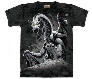 koszulka THE MOUNTAIN - BLACK DRAGON