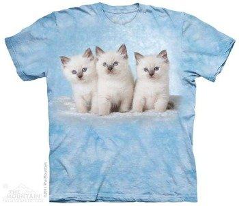 koszulka THE MOUNTAIN - CLOUD KITTENS, barwiona