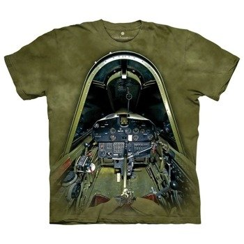 koszulka THE MOUNTAIN - CORSAIR COCPIT, barwiona