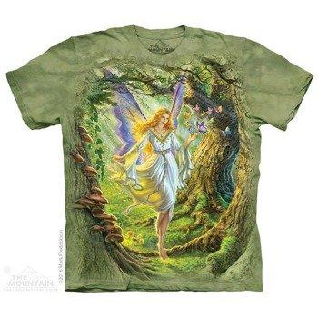 koszulka THE MOUNTAIN - FAIRY QUEEN, barwiona