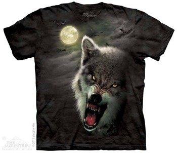 koszulka THE MOUNTAIN - NIGHT BREED, barwiona