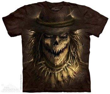 koszulka THE MOUNTAIN - SCARECROW, barwiona