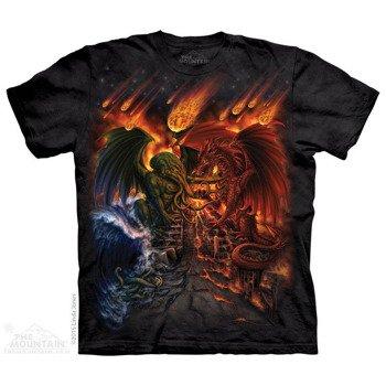 koszulka THE MOUNTAIN - TITANS APOCALYPSE, barwiona
