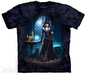 koszulka THE MOUNTAIN - WITCHS LAIR, barwiona