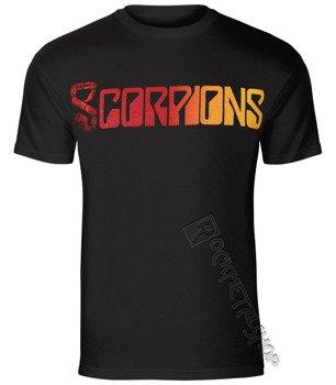 koszulka THE SCORPIONS - LOGO