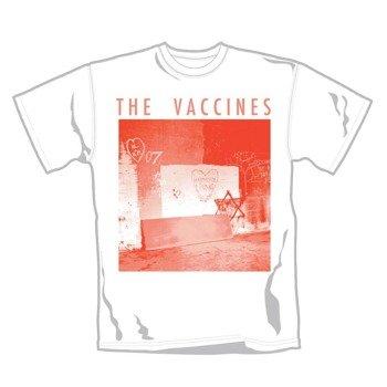 koszulka THE VACCINES - RED SINGLE