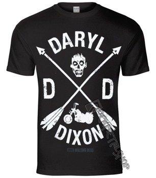 koszulka THE WALKING DEAD - D D CROSS