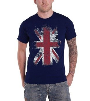 koszulka THE WHO - UNION JACK