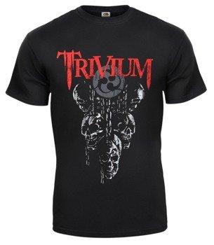 koszulka TRIVIUM - SKULLS
