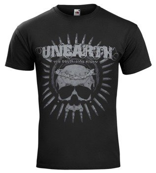 koszulka UNEARTH - THE DEVIL HAS RISEN