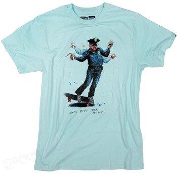 koszulka VANS - WHEN PIGS RIDE ALA MOANA BLUE