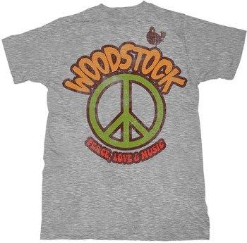 koszulka WOODSTOCK - PEACE