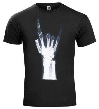 koszulka X-RAY HAND - MANO CORNUTA