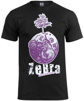 koszulka ZEBRA - ELECTRONIC HEART