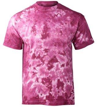 koszulka barwiona