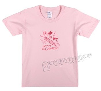 koszulka dziecięca AEROSMITH - PINK