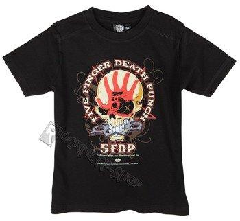 koszulka dziecięca FIVE FINGER DEATH PUNCH - KNUCKLEHEAD