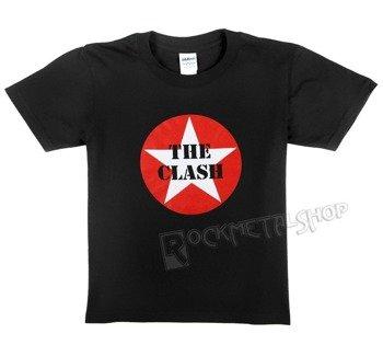 koszulka dziecięca THE CLASH - STAR LOGO