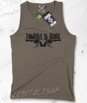 koszulka na ramiączka PARADISE IN BLOOD