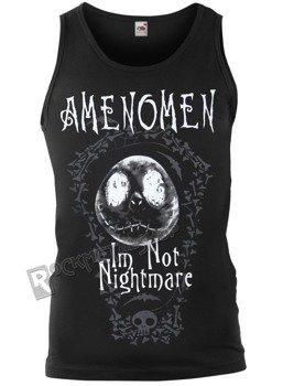 koszulka na ramiączkach AMENOMEN - I'M NOT NIGHTMARE (OMEN073KR)