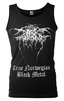 koszulka na ramiączkach DARKTHRONE - TRUE NORWEGIAN BLACK METAL