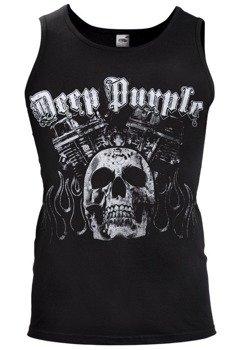 koszulka na ramiączkach DEEP PURPLE