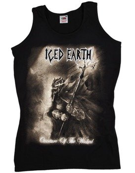 koszulka na ramiączkach ICED EARTH - OVERTURE OF THE WICKED