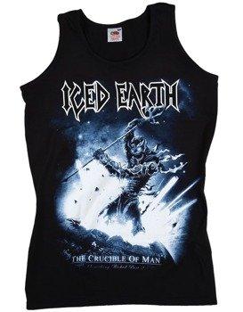 koszulka na ramiączkach ICED EARTH - THE CRUCIBLE OF MAN