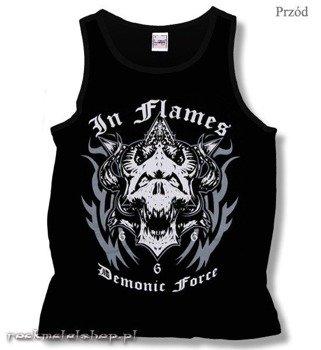 koszulka na ramiączkach IN FLAMES - DEMONIC FORCE