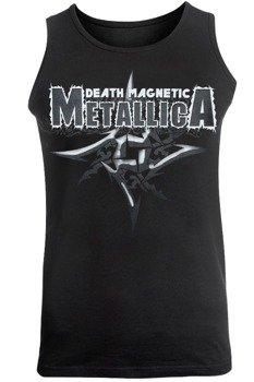 koszulka na ramiączkach METALLICA - DEATH MAGNETIC