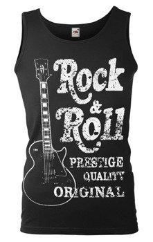 koszulka na ramiączkach ROCK & ROLL PRESTIGE QUALITY ORIGINAL
