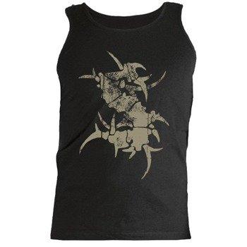 koszulka na ramiączkach SEPULTURA - BEIGE S
