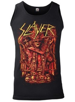 koszulka na ramiączkach SLAYER - POPE