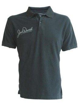 koszulka polo JACK DANIELS, OLD NO. 7 LOGO - VINTAGE