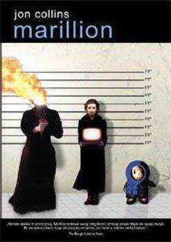 książka MARILLION autor:Jon Collins [kag]