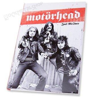 książka MOTORHEAD Joel McIver