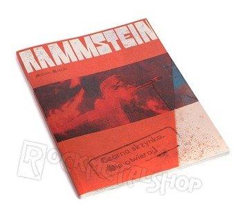 książka RAMMSTEIN - CZARNA SKRZYNKA NIE OTWIERAJ autor: Adam Kisch