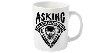 kubek ASKING ALEXANDRIA - SKULL SHIELD